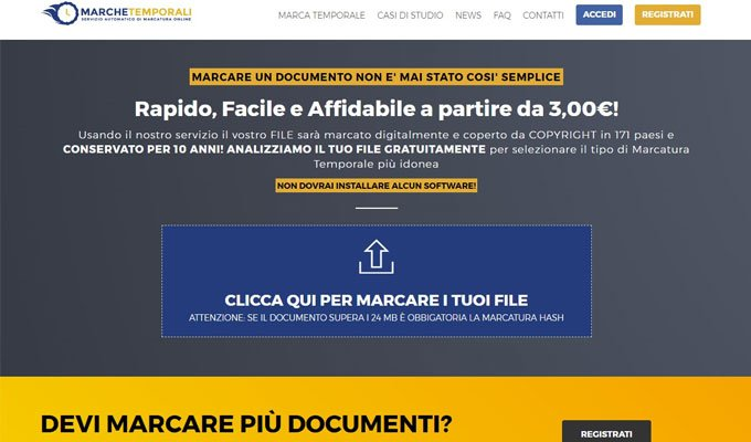 MarcheTemporali.net