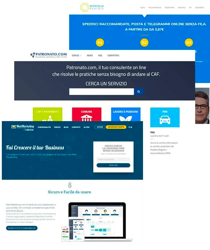 Sviluppo E-Commerce